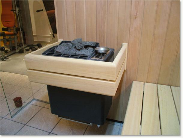 Stunning Sauna Mit Ofen Gallery - Best Einrichtungs & Wohnideen ...